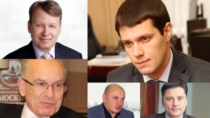Новогодние поздравления от банкиров Екатеринбурга!