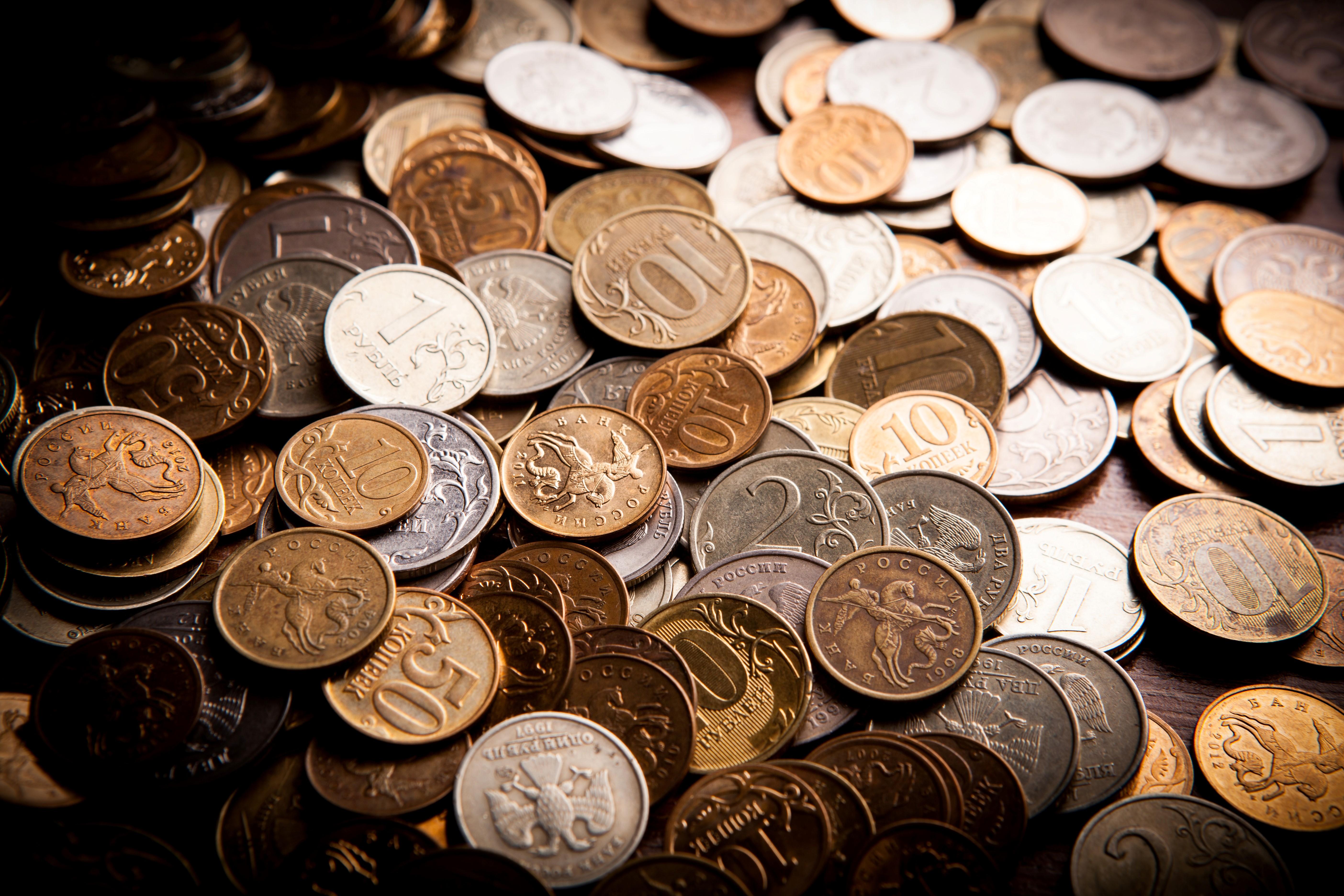 Самая редкая монета в кошельках россиян - 5 копеек