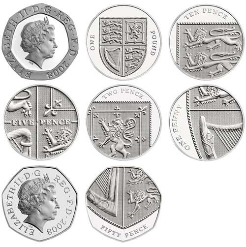 Монеты щит великобритания монеты арабских стран каталог фото