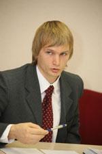 Дмитрий Зубок,  Начальник Отдела розничного бизнеса Екатеринбургского филиала Связь-Банка